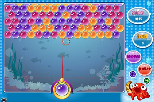 bubble shooters kostenlos spielen