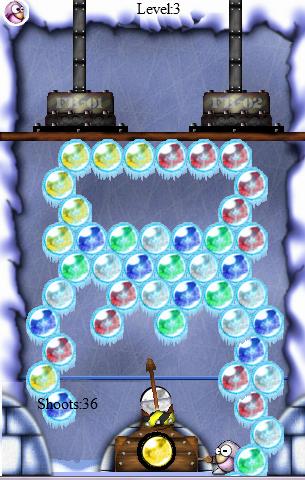 frozen bubble online spielen